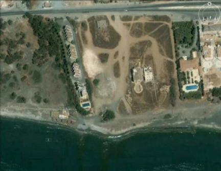 Beach Plot in Lemesos (Limassol), Cyprus